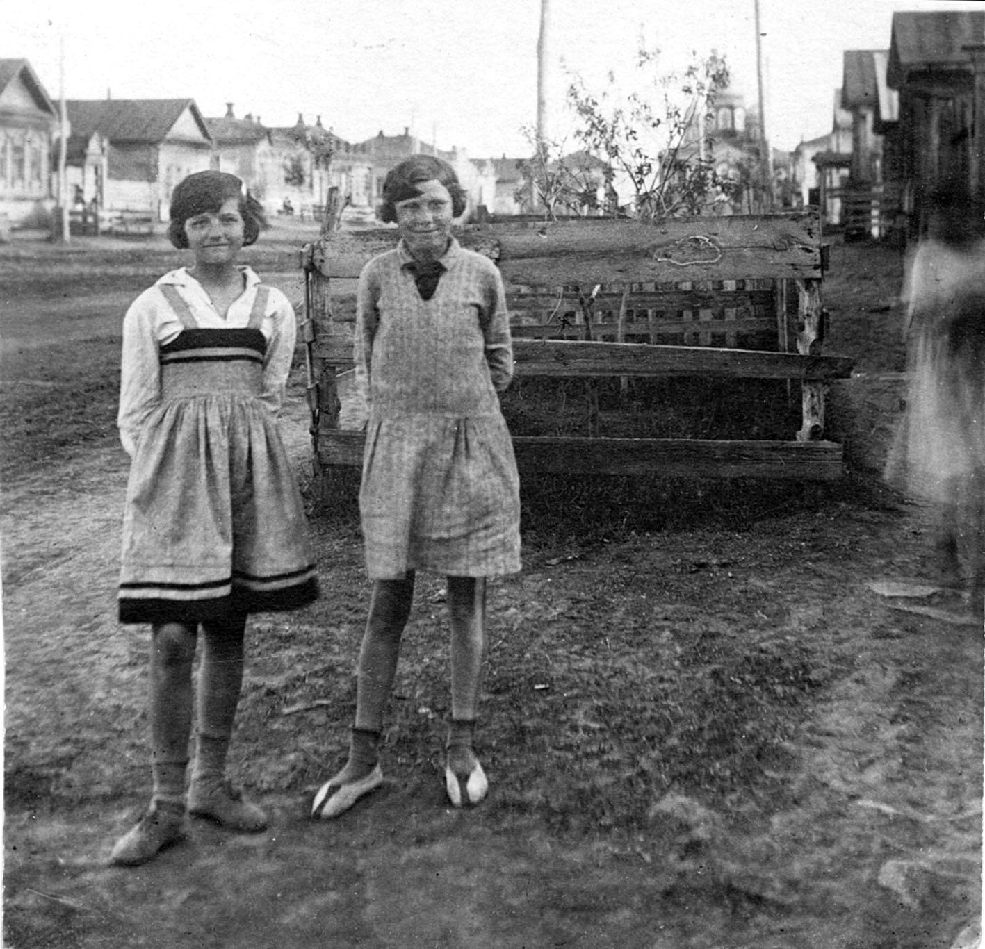 Улица Хрущевская, 1934 г.