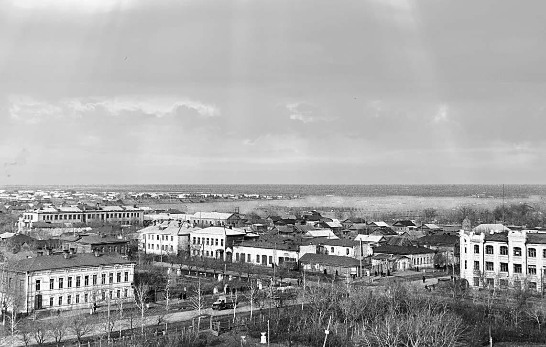 Наводнение 1964 года, Пугачев
