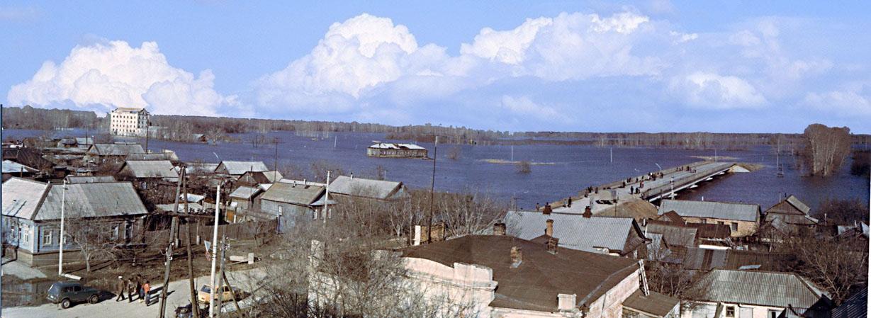 Наводнение 1988 год