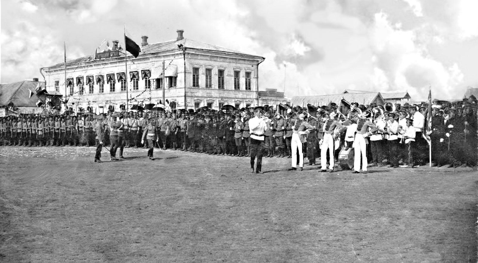 26 августа 1912 года, Николаевск