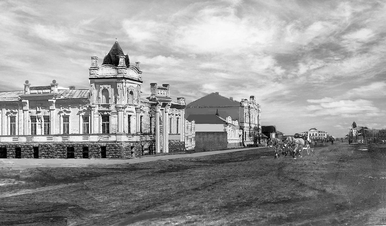 Николаевск, ул. Солдатская