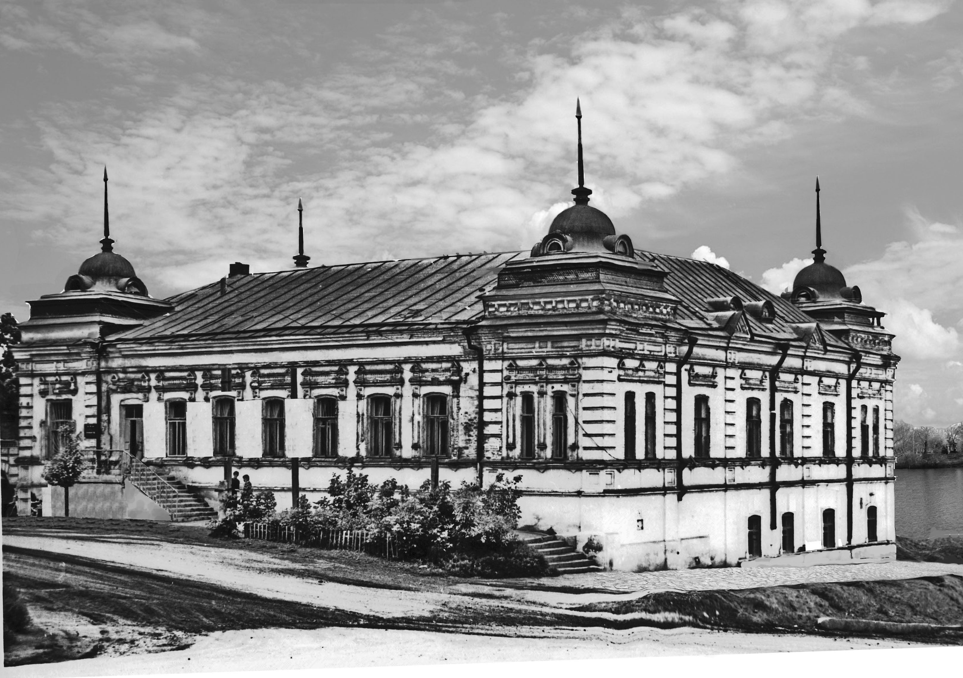 Дом Волковойновой