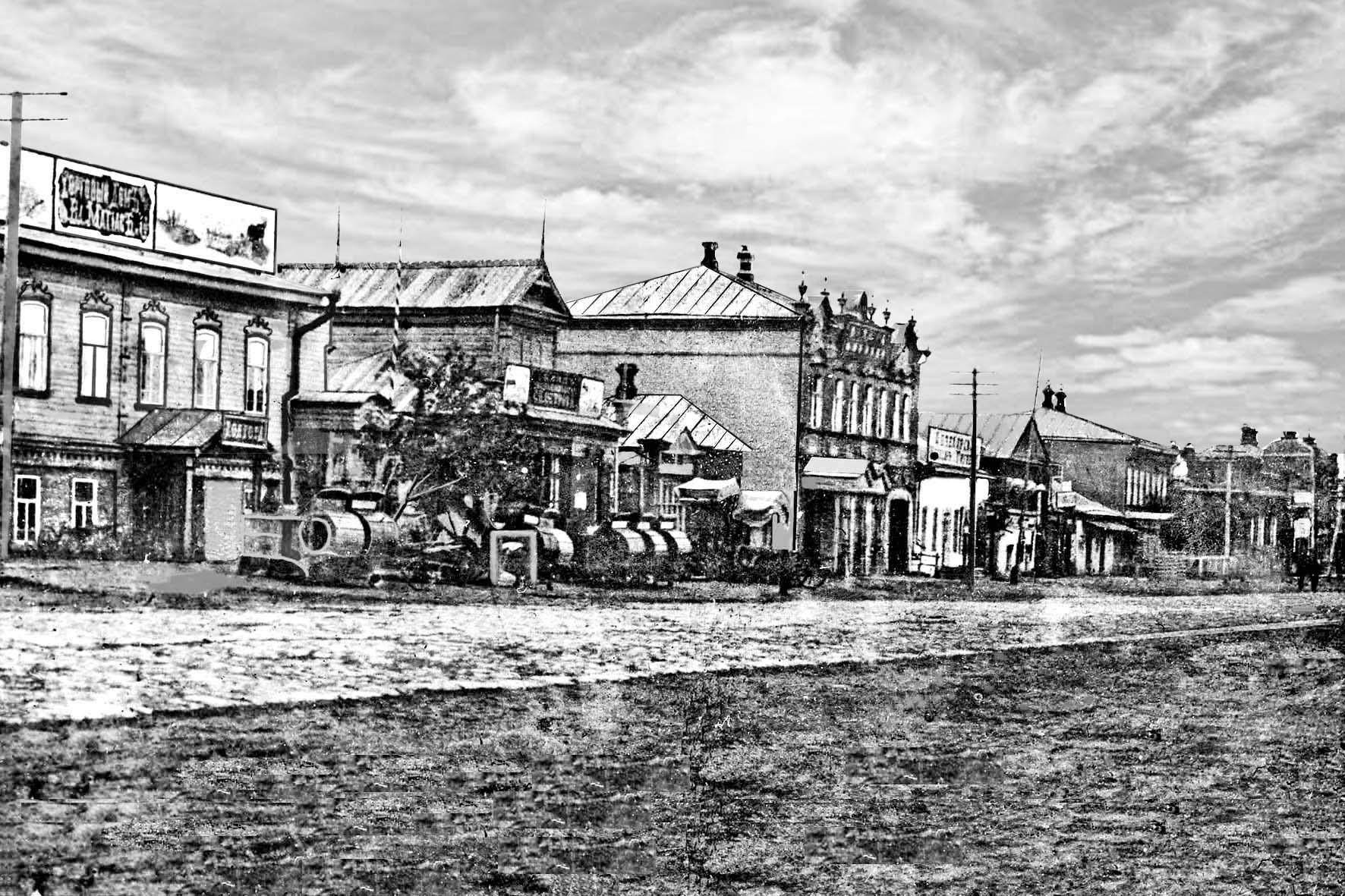 Улица Николаевская