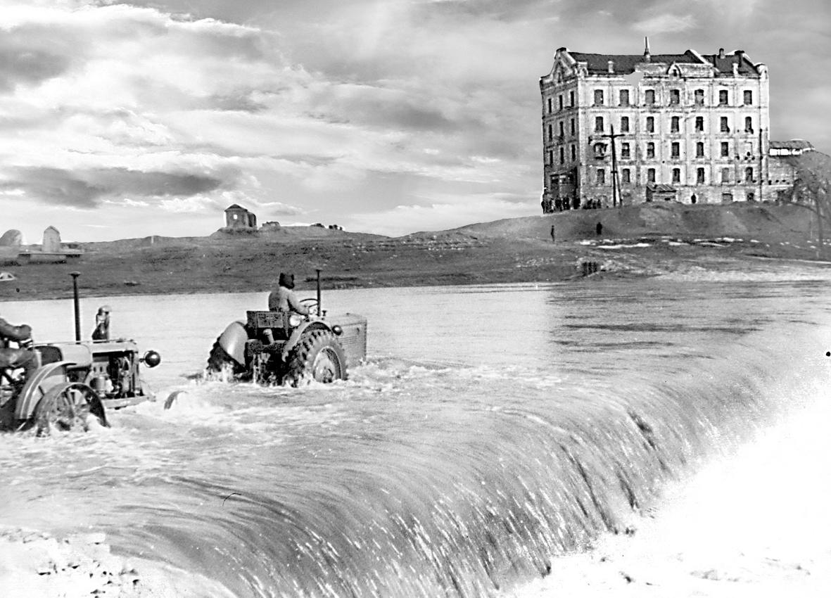 Пугачев, весна 1955 года