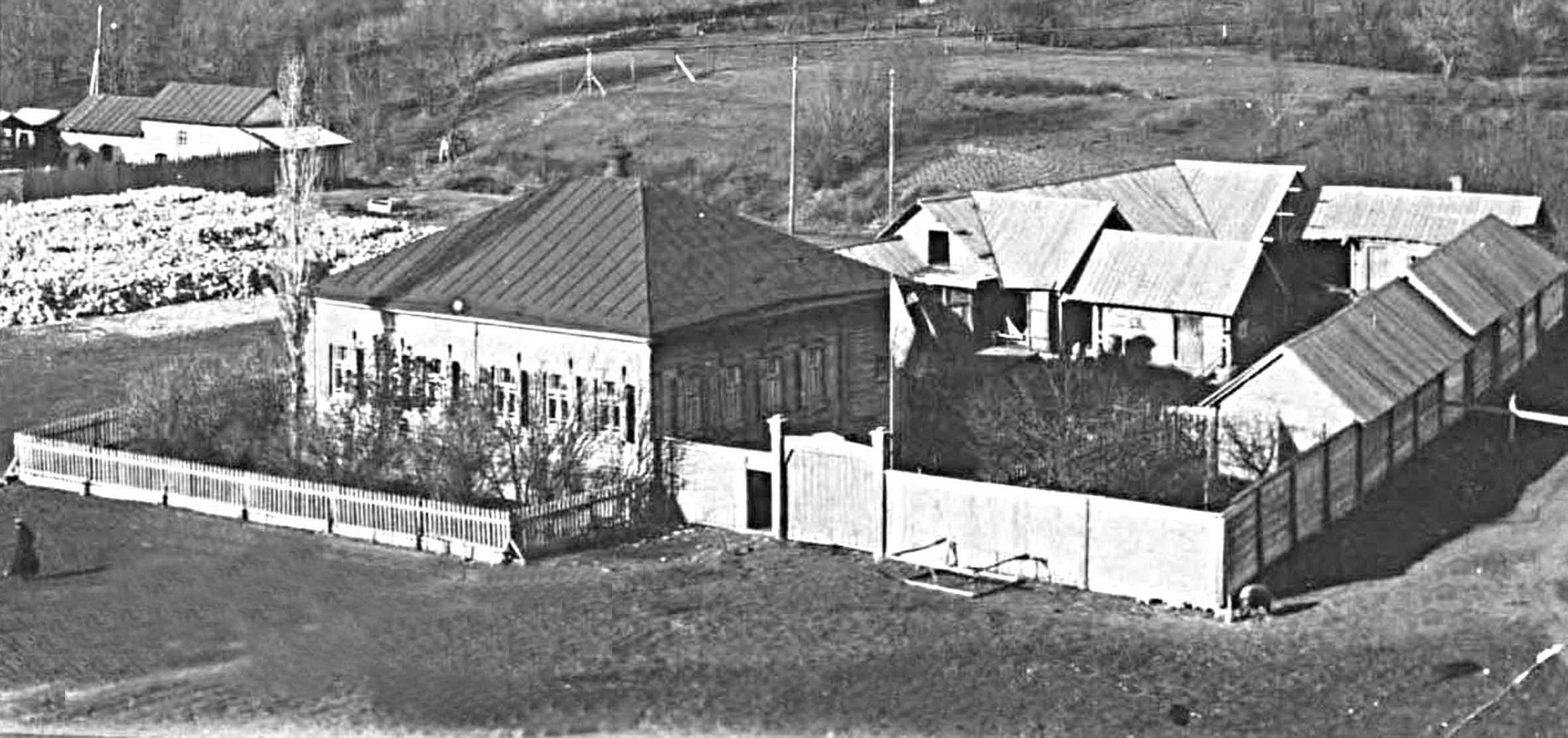 Дом  лесопромышленника Ястребова