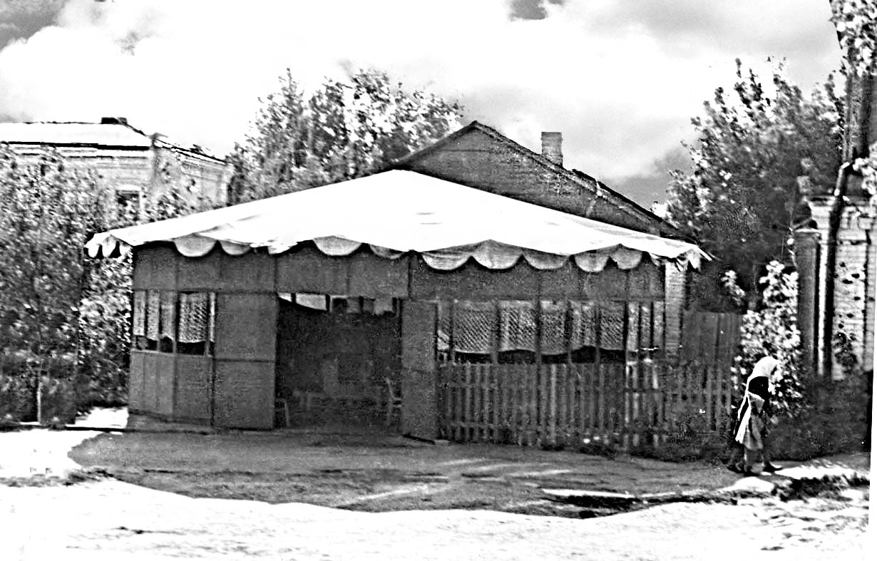 павильон на Р. Проспекте