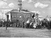 1929 год. Коллектив татарского колхоза