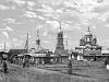Часовня на базаре г. Николаевск