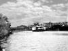 Николаевск. Во время паводка волжские суда поднимаоись по Иргизу  к городскому причалу.