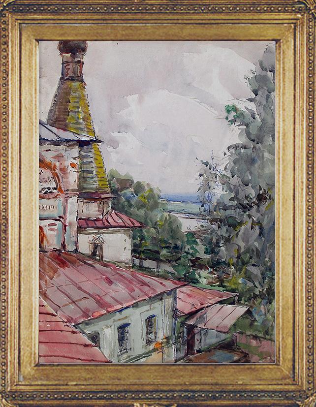 П. Лебедев