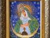 В.В. Бессонова. Бисер. Острабрамская Богородица.