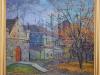 Г.А. Богословский Городской пейзаж, Пугачев. 1993 г