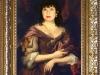 В.А. Мясников. Портрет.Стилизация XIX  век