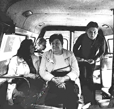 пассажиры
