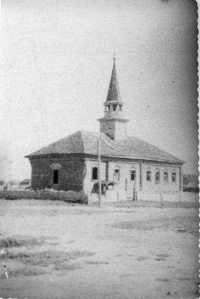 Николаев.(Пугачевская мечеть) На углу улиц Татар. и Уфимская(1)