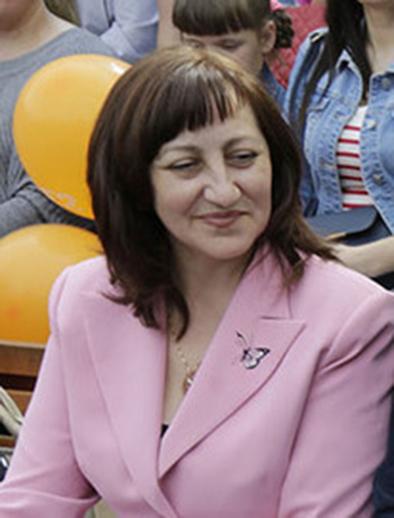 Новикова Лариска
