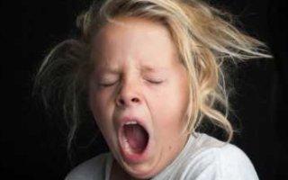 Детский сон тревог не знает