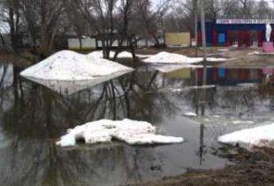 В Пугачевском районе введен режим повышенной готовности