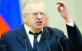 Жириновский рассказал как решить проблему безработицы в России