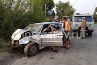 ДТП в Пугачеве. Есть пострадавшие
