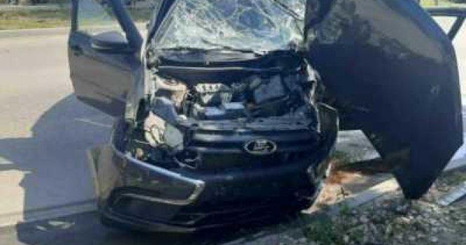 Водитель, пострадавший в ДТП в центре Пугачева, скончался в больнице