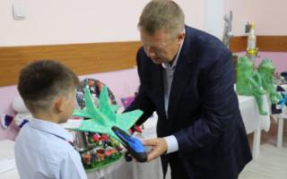 Н. Панков поблагодарил жителей Пугачева за активное участие в конкурсах