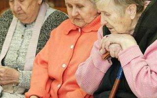 Законопроект о признании семидесятилетних недееспособными