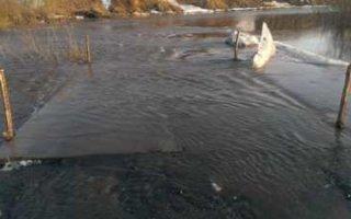 Паводковая обстановка в Саратовской области становится все напряженнее