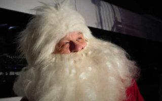 Пенсия Деда Мороза индексироваться не будет