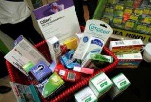 Безрецептурные лекарства разрешат продавать в продуктовых магазинах