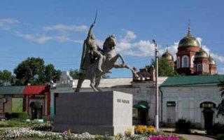Памятник дождался реставрации