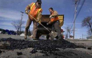 Регион не получит дополнительных средств на дороги
