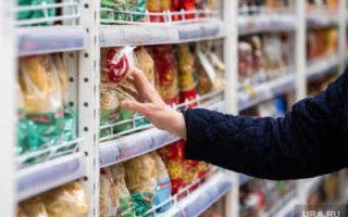 В Госдуму внесли предложение о целевых выплатах на покупку продуктов