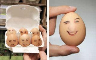 """По следам """"девятка яиц"""""""