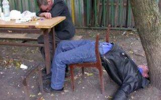 По официальным данным в стране стало меньше алкоголиков