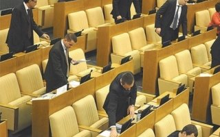 Госдума против ограничения премий руководителям госкомпаний