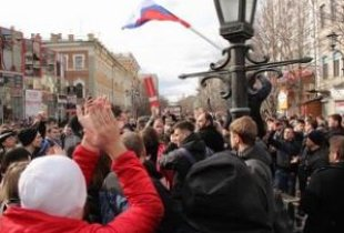 Саратовцы планируют акции протеста