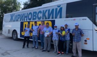 Маршрут партийного автобуса