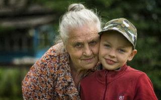 Права на внуков хотят узаконить