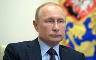 Путин предложил сделать налоговый вычет для ИП, пострадавших от пандемии