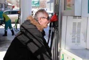 Новый скачок цен на бензин