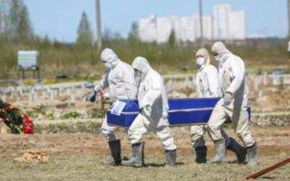 В России стремительно растут заболеваемость и смертность от ковида