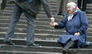 Число россиян, живущих за чертой бедности, увеличилось на три миллиона
