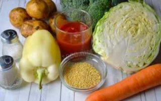 Цены на пшено и капусту выросли в 17 раз выше уровня инфляции