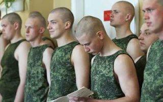 В ВУЗах упразднят военные кафедры