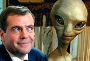 Делягин назвал Д. Медведева инопланетянином