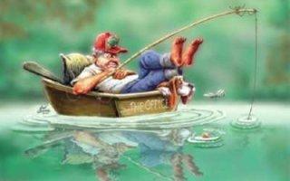 Принят закон о рыбалке