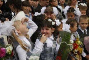 Минобразования области: Все школьные линейки пройдут 1 сентября