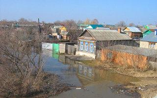 Пугачевский район может оказаться в зоне затопления