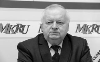 В ДТП погиб глава регионального гидрометцентра Михаил Болтухин